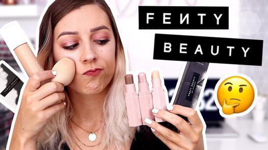 fenty maquillage