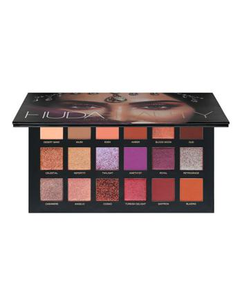 huda beauty desert dusk