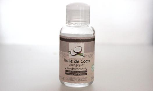 huile de coco pour bronzer