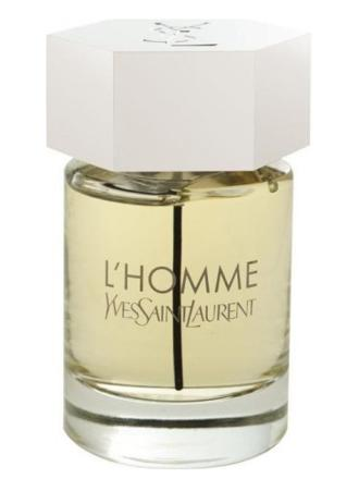 l homme de yves saint laurent