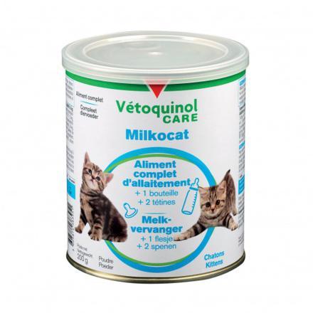 lait maternisé pour chaton
