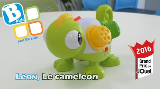 léon le caméléon