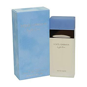 light blue dolce gabbana femme