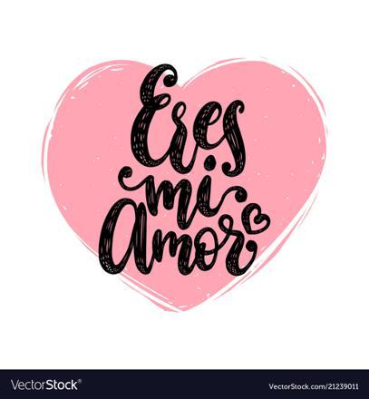 mi amor