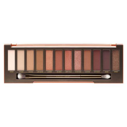 naked eyes palette heat