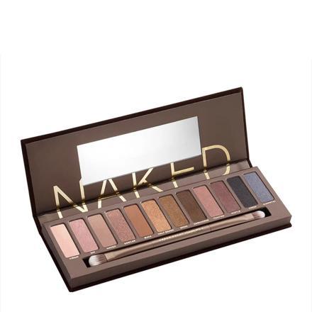 palette naked eyes