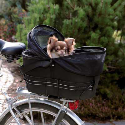 panier vélo pour chien 10 kg