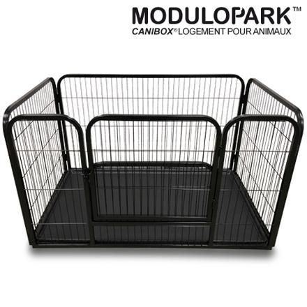 parc pour chien interieur