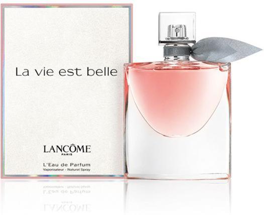 parfum la vie est belle lancome