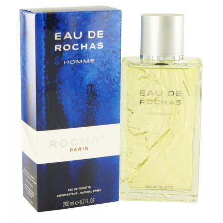 parfum rochas homme