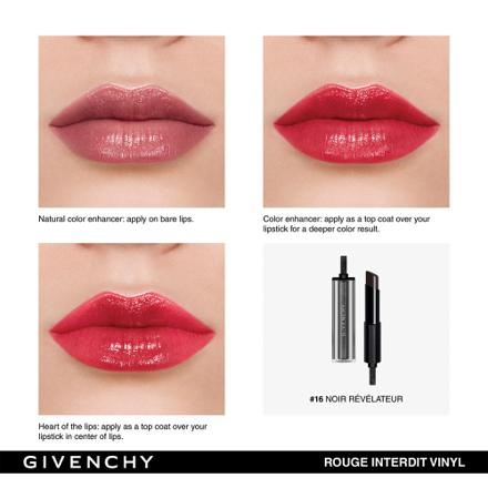 rouge interdit givenchy