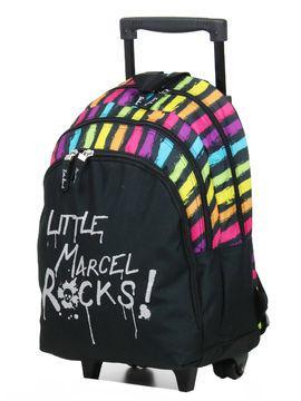 sac à dos à roulettes little marcel