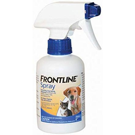 spray frontline