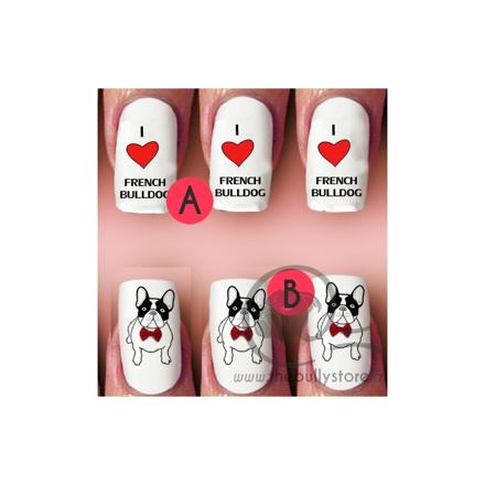 stickers ongles