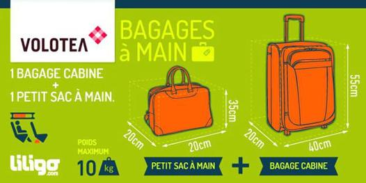 taille bagage main ryanair
