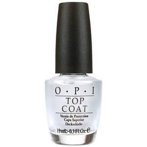 top coat opi