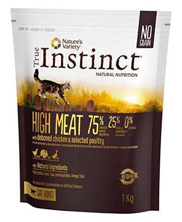 true instinct gf high meat