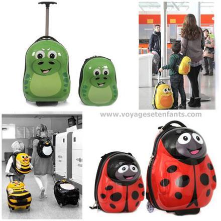 valise voyage enfant
