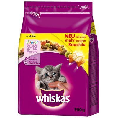 whiskas chaton