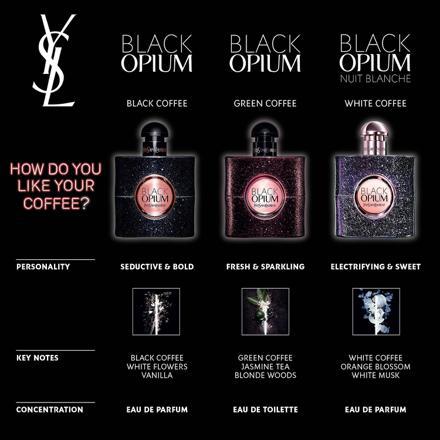 black opium cafe