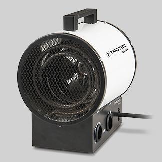 canon à chaleur électrique