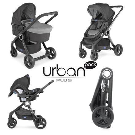 chicco trio pack urban plus