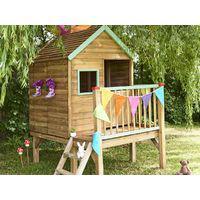 maison de jardin en bois enfant
