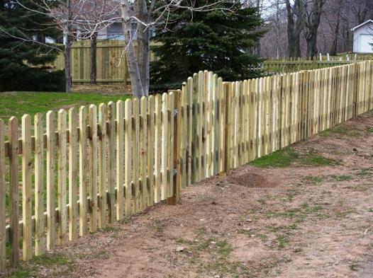 modele barriere bois