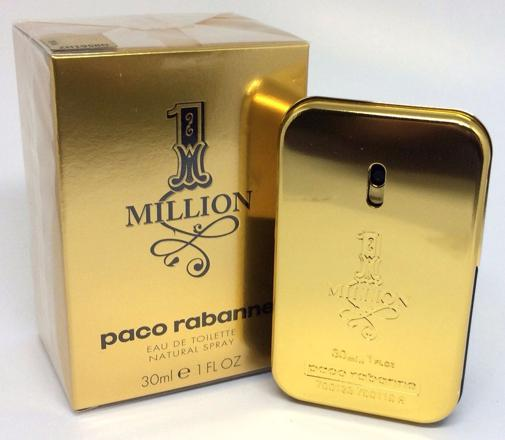 one million 30ml