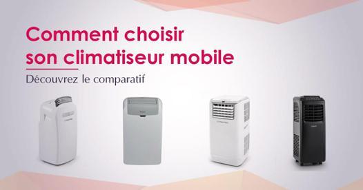 quel climatiseur mobile choisir