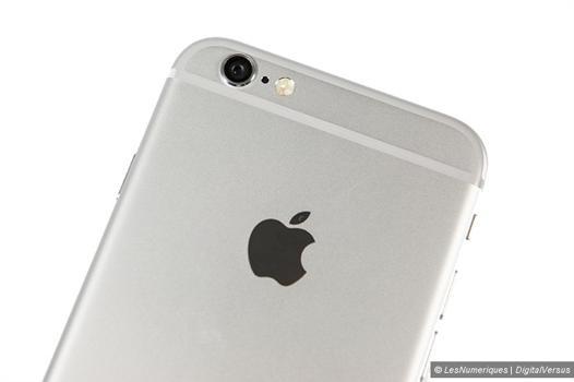 appareil photo iphone 6