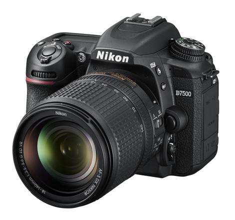 appareil photo nikon reflex