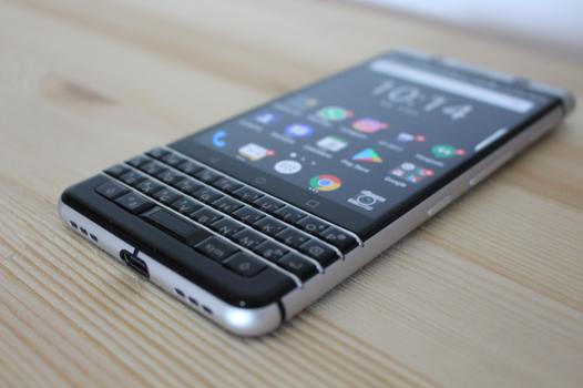 blackberry 2018