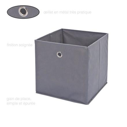 boite de rangement carré