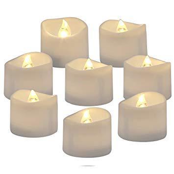 bougies electriques