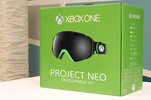 casque vr xbox one