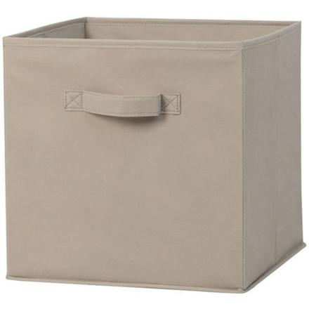 cube rangement tissu