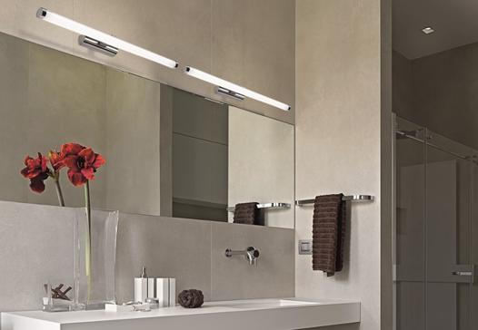 eclairage led salle de bain