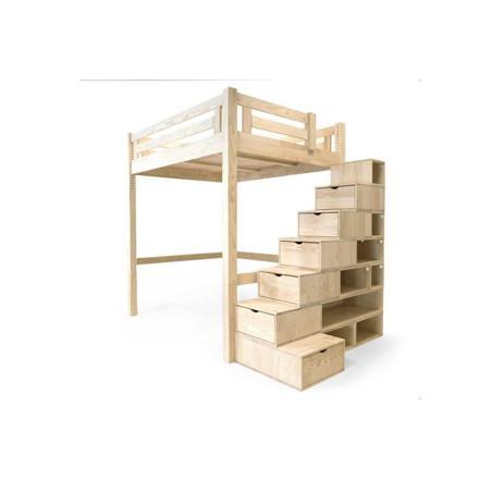 hauteur lit mezzanine