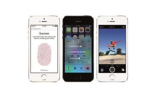 iphone 5s caracteristique