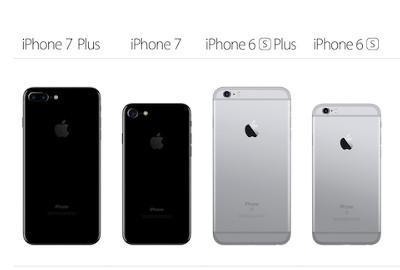 iphone 6s ou 7
