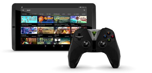 nvidia shield tablette
