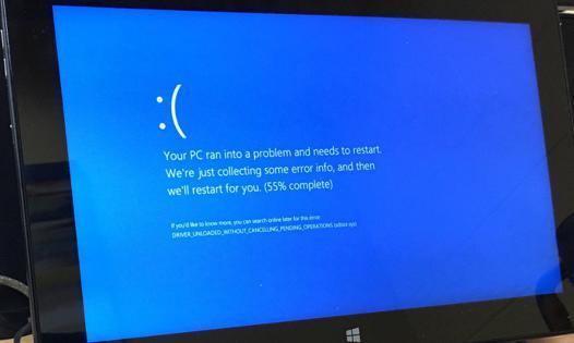 problème mise à jour windows 10
