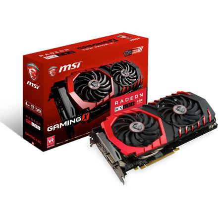 rx 480 8go