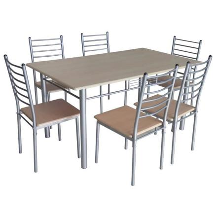 table 6 chaises