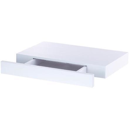 tablette avec tiroir
