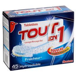 tablette lave vaisselle