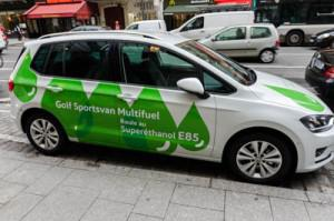 voiture bioethanol